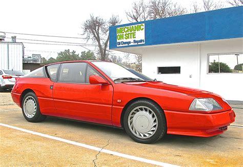 1988 renault alpine gta for sale on n lamar atx car