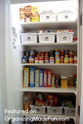 pantry organization inspiration organizing made fun 31 days of spontaneous organizing day 24 pantry