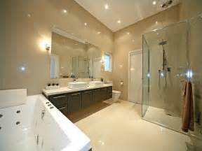 Spa Bathroom Design Contemporary Brilliance Residence House Modern Bathroom
