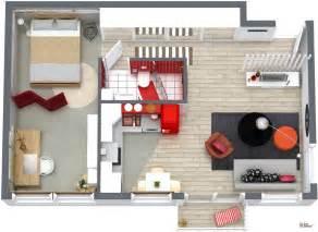 Roomsketcher Home Designer roomsketcher wohnidee kleine wohnung einrichten 3d