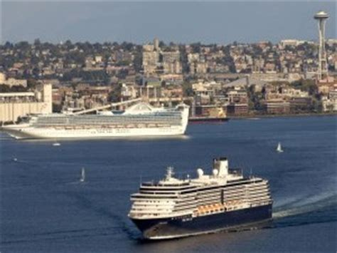 Seattle Cruise Port Car Rental seattle cruise port review parking shuttles hotels