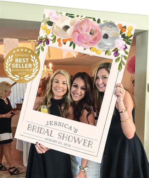 bridal shower photo prop wedding photo prop sweet blooms