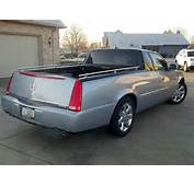 Cadillac Pick Up Truck