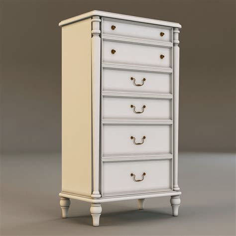 laura ashley furniture chest of drawers laura ashley chest of drawers 2 3d model max obj 3ds fbx