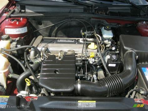 2002 Pontiac Grand Am Se Sedan 2 2 Liter Dohc 16 Valve 4