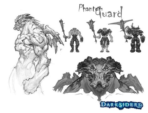 image phantom guard concept art jpg darksiders wiki