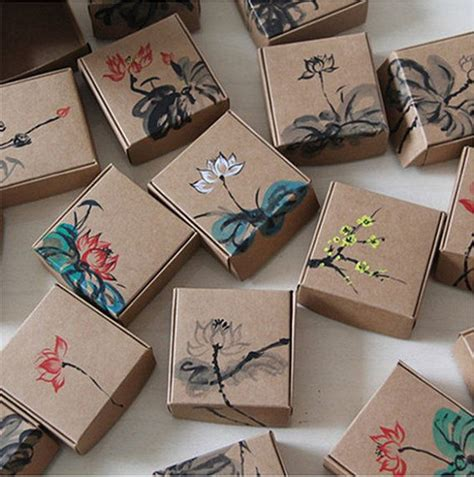 Handmade Chocolate Gifts - 25 best ideas about handmade paper boxes on