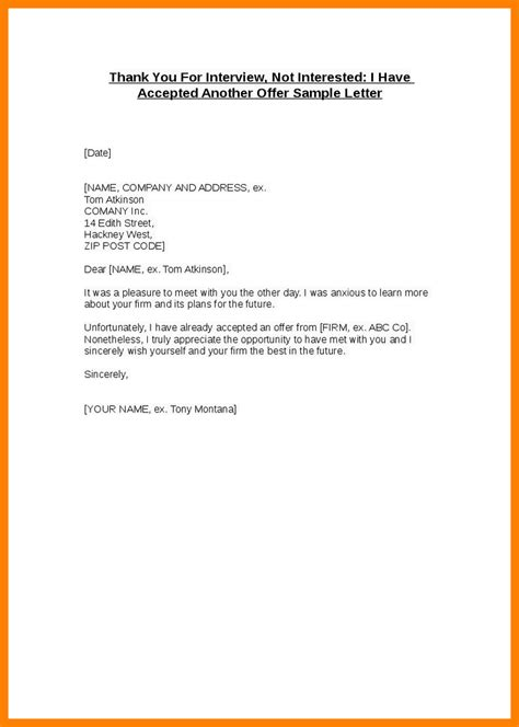 Employment Thank You Letter Email acceptance thank you email botbuzz co