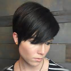 stacked pixie haircut pixie haircuts with bangs 50 terrific tapers
