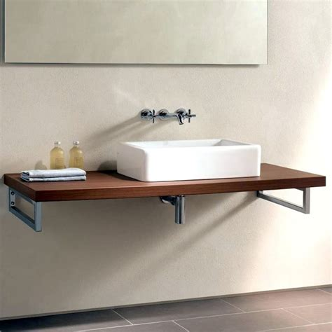Bathroom Vanity Countertops Uk Vitra Options Countertop Bracket Uk Bathrooms