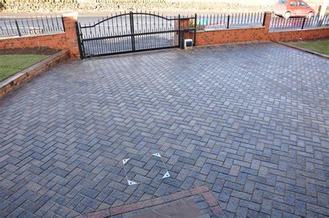 block paving driveway otley yorkshire pro
