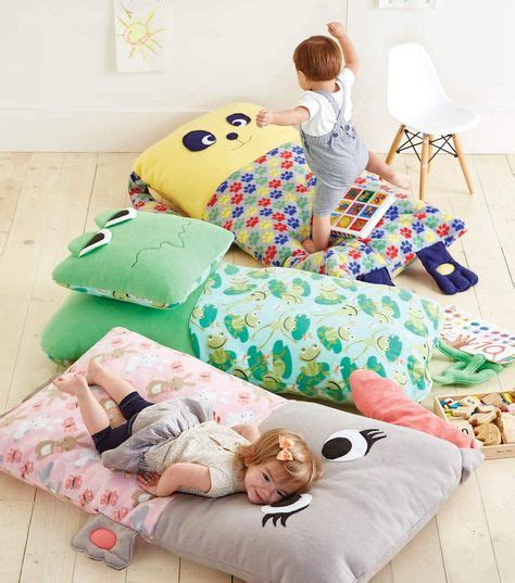 pillow beds for kids how to sew a child floor pillow sewing patterns