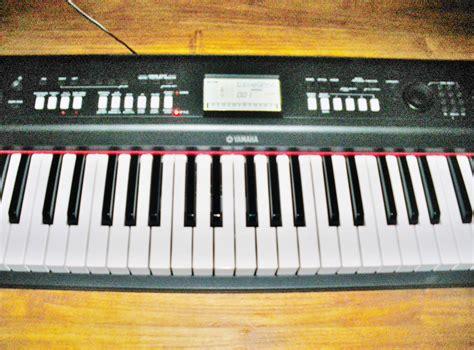 Keyboard Yamaha Np V80 yamaha np v80 image 1393405 audiofanzine