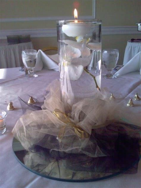 10 Best Images About 50th Anniversary Centerpieces On Centerpiece Ideas For Anniversary