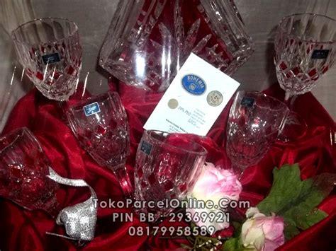 Lu Gantung Glass bohemia