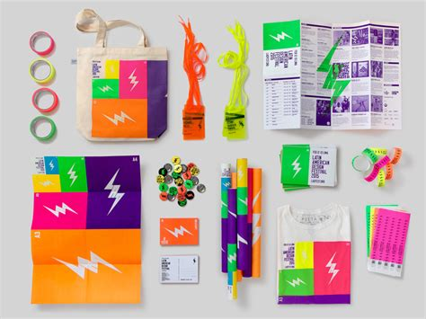identity design studio brand identity for ladfest by is creative studio bp o