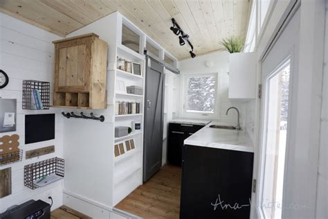 where to put a tiny house ana white diy barn door for tiny house diy projects