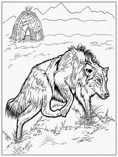 wolf coloring pages for adults zentangle coloring pages printable for wolf coloring