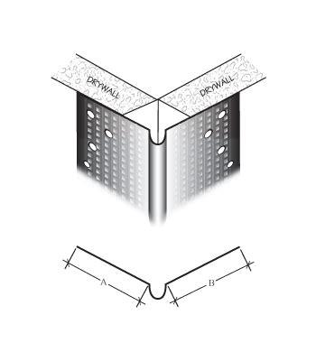 135 degree corner bead square metal cornerbead clinch on cornerbead company