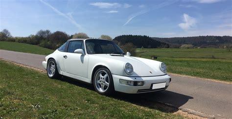 Porsche Targa 964 by Porsche 964 2 Targa Meiser Klassik Sammler