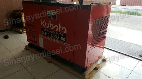 Genset Silent 20 Kva Kubota Japan product category genset sinar jaya diesel