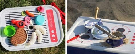 outdoor speelgoed keuken diy keuken en barbecue met ikea trofast bakken