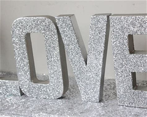 decorative letters love free standing glitter letters home faux metal letter copper rose gold initial home room decor diy