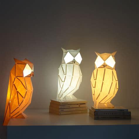 turn  room   jungle   diy paper animal lamps