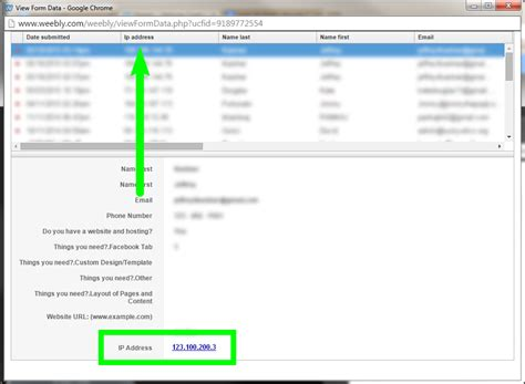 Ip Address Block Lookup Block User By Ip Address Jeffrey T Kastner