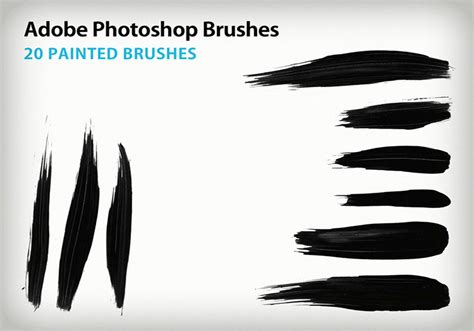 brushes for photoshop paint stroke brushes free photoshop brushes at brusheezy