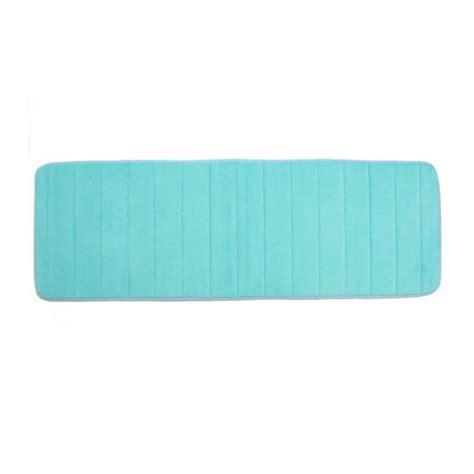 bedroom mats 120x40cm absorbent nonslip memory foam bedroom door floor