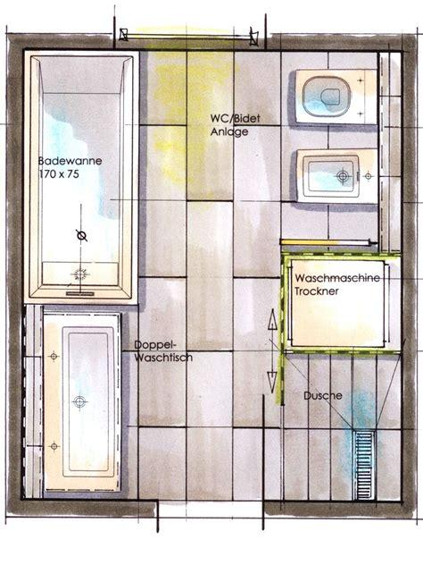 Kleines Bad Quadratmeter by Kleine B 228 Der Acht Quadratmeter Raum Praktisch Gestalten