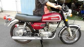 Suzuki Gt250 Parts 1976 Suzuki Gt 125 Pics Specs And Information