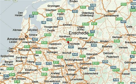 enschede netherlands map enschede location guide