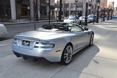 Aston Martin Dbs Convertible by 2010 Aston Martin Dbs Convertible Volante Stock Gc1058
