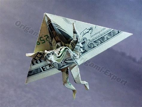 Origami Hang Glider - 17 best images about origami on dollar