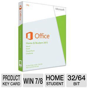 Microsoft Office 2013 Home And Student 30 by Microsoft Office Home And Student 2013 Box Pack 1 Pc