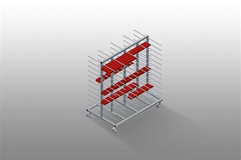 products list profile transport trolleys elumatec