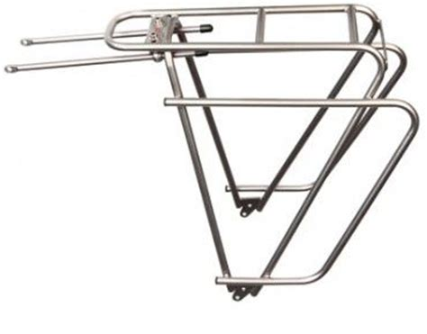 tubus cosmo rear rack tubus logo titan titanium rear rack 163 184 49 pannier luggage racks cyclestore