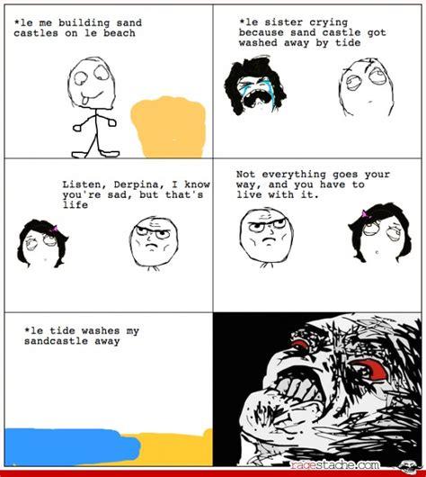 Ragestache Memes - rage comics ragestache humor pinterest good job