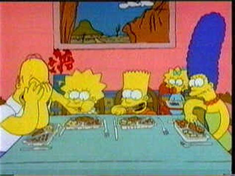 Simpsons Dining Room by Comments For How Well Do You The Simpsons No