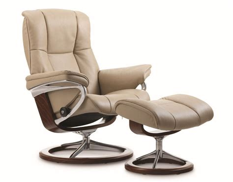 recliners and chairs stressless mayfair signature base medium recliner chair
