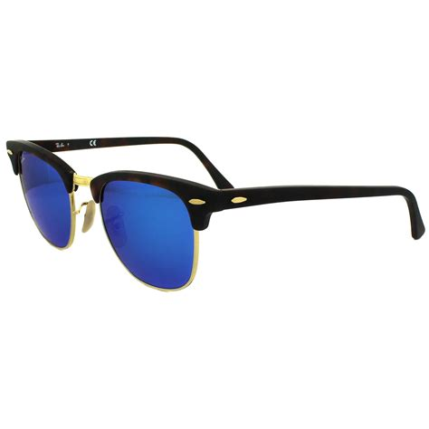 Best Seller Kacamata Raybeb Clubmasterr 3016 Black Gold Set cheap ban clubmaster 3016 sunglasses discounted sunglasses