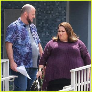 chris sullivan cing and this is us celebrity gossip and entertainment news just jared