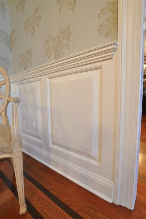 Raised Wainscoting Panels by Raised Panel Wainscoting Plans Woodworking Projects Plans