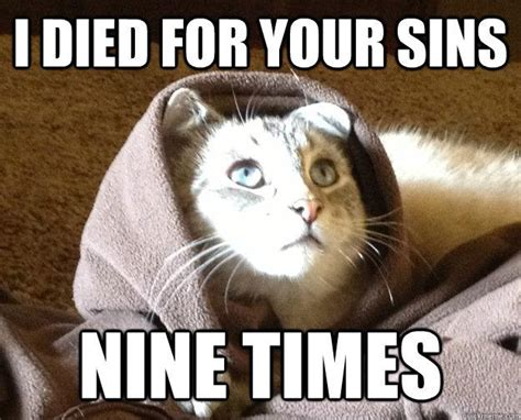 Jesus Cat Meme - 301 moved permanently