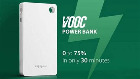 Powerbank Oppo Vooc oppo australia is finally selling their vooc flash charge
