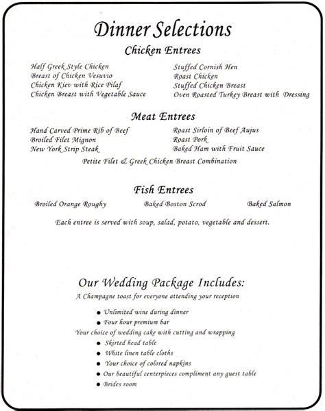 buffet menu items menus skylite west banquets weddings events banquets