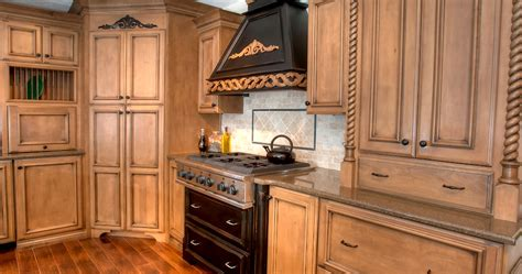 Handcrafted Cabinetry - image gallery custom cabinets