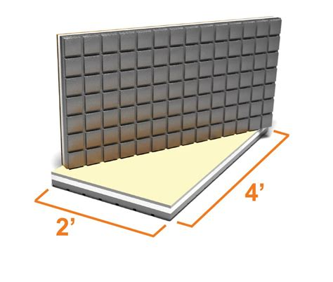 amdry insulated subfloor panel tile the home depot canada